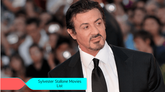 Hollywood Actor Sylvester Stallone Movies List